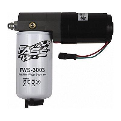 FASS (P C11 095G) Platinum Series Fuel Air Separation System, 95 gph (Fass Platinum 95)