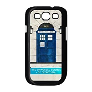 LeonardCustom Hard Slim Cover Case for Samsung Galaxy S3 SIII i9300, Fashion Sherlock -LCS3U197