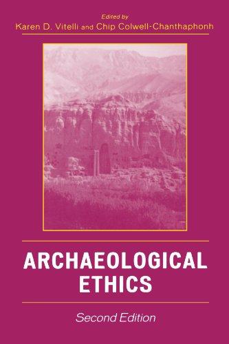 Archaeological Ethics