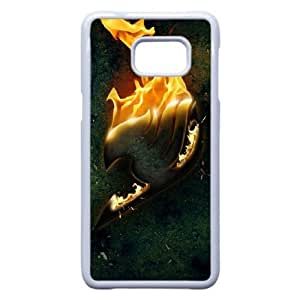 Personalized Durable Cases Samsung Galaxy Note 5 Edge Cell Phone Case White Gxrzy Fairy Tail Protection Cover