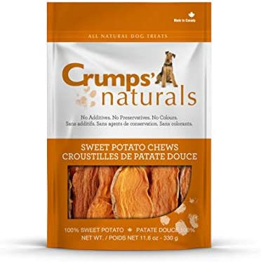 Crumps Naturals Sweet Potato For Pets
