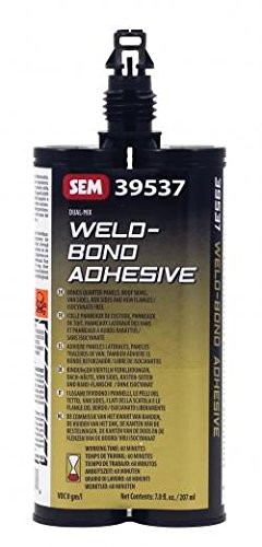 Metal-To-Metal Adhesve 7-Oz-2pack by Sem Products (Image #1)