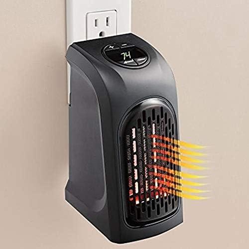 Calentador de aire portátil de 400W, calentador de aire caliente ...