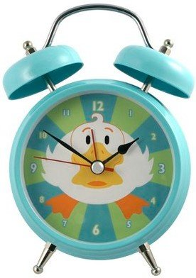 Duck Talking Alarm Clock II 5'' by Streamline Inc by Streamline