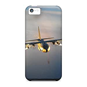 Ac 130 Hercules Case Compatible With Iphone 5c/ Hot Protection Case