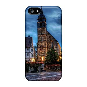 For Iphone 5/5s Premium Tpu Cases Coversprotective Cases