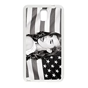 American Girl Fashion Comstom Plastic case cover For Samsung Galaxy Note3