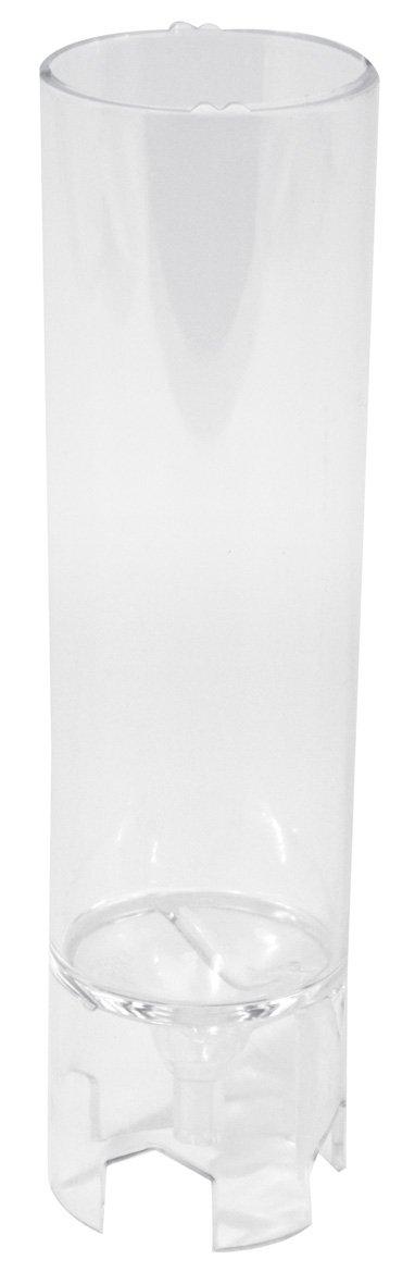 trasparente 1 pezzo Rayher/3117100 Stampo per candela cilindro,10 cm diametro 5 cm
