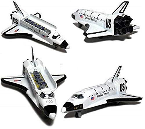 Rhode Island Novelty Die Cast Space Shuttle | Discontinued By Manufacturer