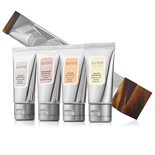 Laura Mercier Limited Edition Little Indulgences Hand & Body Crème Collection