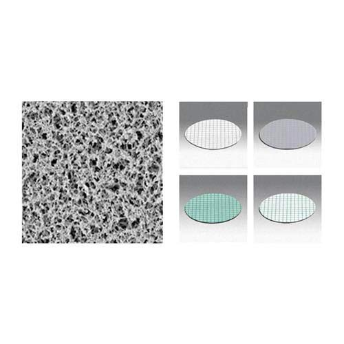 Sartorius 13006-50N Membrane Disc Filter Pack of 100 Cellulose Nitrate 50 mm Non Sterile Gray with White Grids 0.45 /μm
