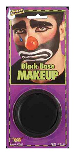 Forum Grease Makeup Halloween Clown - Black -