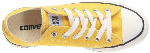Giallo CONVERSE Chucks Schuhe Designer ALL STAR qXf6vAXxw