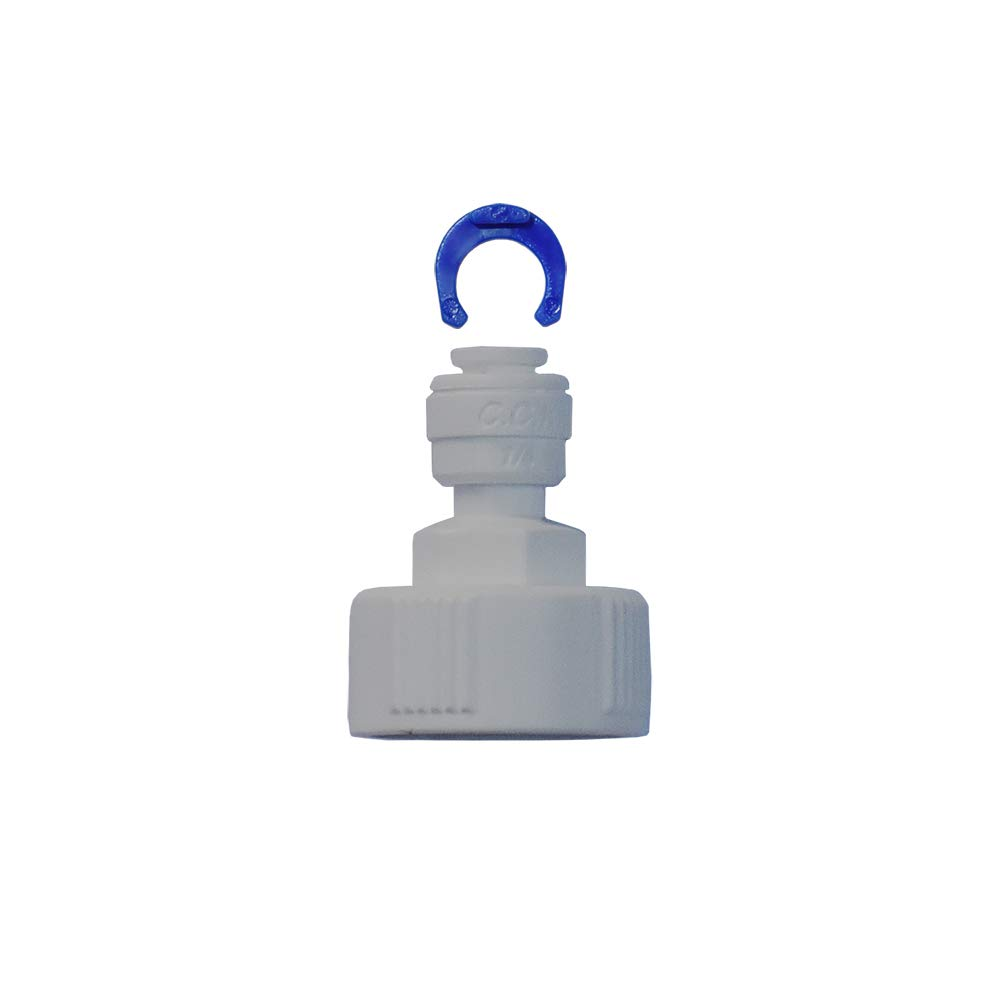 Laundry Garden Hose adapter for Reverse Osmosis