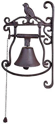 Birds Bell Pull - Esschert Design Birds Doorbell