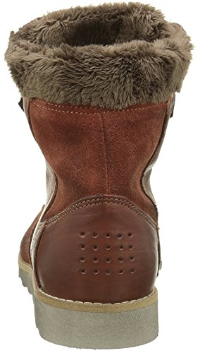TBS Technisynthese Women's Anaick Short Boots Marron (Acajou) outlet locations for sale best sale cheap sale fashion Style cheap sale best store to get 6iGMf02
