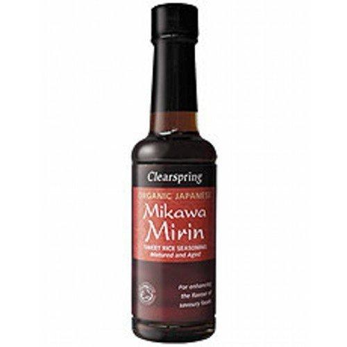 Clearspring - Organic Mikawa Mirin | 150ml - Mirin Stir Fry Sauce