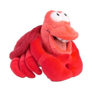 Disney Exclusive Little Mermaid Mini Bean Bag Plush SEBASTIAN the Crab 8 L