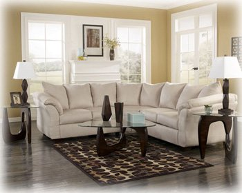 Amazoncom Sectional by Ashley Furniture Kitchen Dining