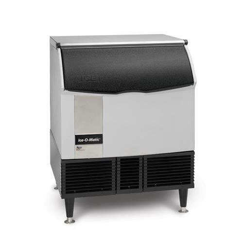 Ice-O-Matic ICEU300HW Water Cooled 356 Lb Half Cube Undercounter Ice Machine (Undercounter Water Cooled Ice Machine)