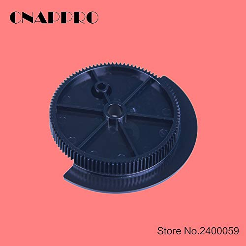Yoton 2pcs/lot 4014113601 129U77010 129U77O1O Slide Gear/A for K0nica Minolta FS-110 Finisher FS-115 Finisher FS-210 Finisher 100T