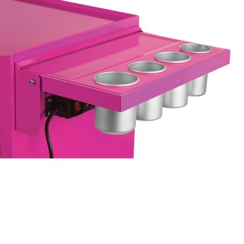 The Original Pink Box PB1PS estante de poder para carro de salón, PB1PS, Rosado