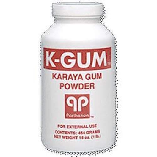 K-Gum Karaya Gum Powder, 3.0 Oz Bottle by Parthenon Company