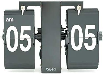 Rejea Flip Wall Clock Mechanical