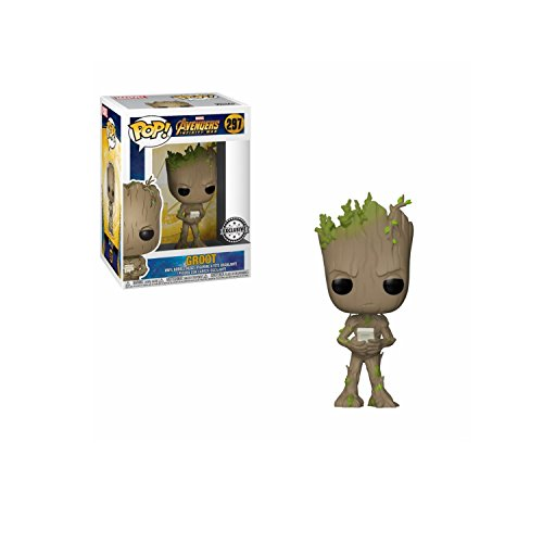 Funko Pop! Marvel Avengers Infinity War Groot #297