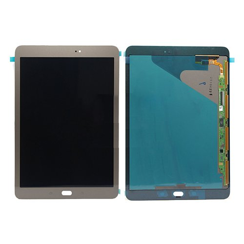 LCD Display Touch Screen Digitizer Assembly for Samsung Galaxy Tab S2 SM-T813 T810 9.7'' Gold by Mustpoint (Image #2)