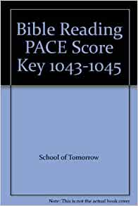 ACE PACEs Homeschool Curriculum