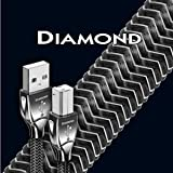 AudioQuest Diamond 3m (10.0 ft.) USB Cable A-B