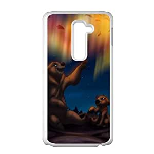 Brother Bear LG G2 Cell Phone Case White Fantistics gift A_955948