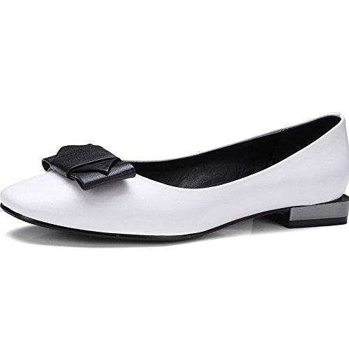Nine SevenBallet Flats - Ballet mujer blanco