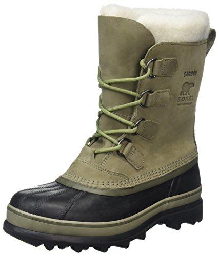 sage Boots Herren Caribou Grün Sorel black IvzFgU
