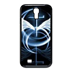 ALICASE Jesus Christ Cross Diy Case Shell Cover For Samsung Galaxy S4 i9500 [Pattern-1]