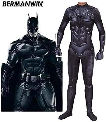 KLEIDEE 3D DC Comic Batman Cosplay Disfraz Lycra Anime ...