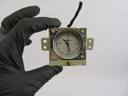 Hiscarpart #80Y PT Cruiser OEM Dash Power Manual Analog Clock TIME Display