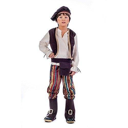 Limit Sport- Tabernero Medieval, disfraz infantil, 4 (MI046 4): Amazon.es: Juguetes y juegos
