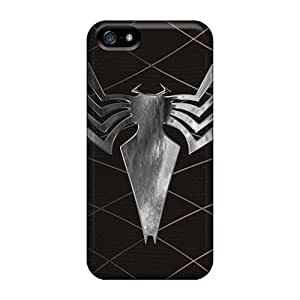 Hot Fashion AMa2006iopH Design Cases Covers For Iphone 5/5s Protective Cases (venom)