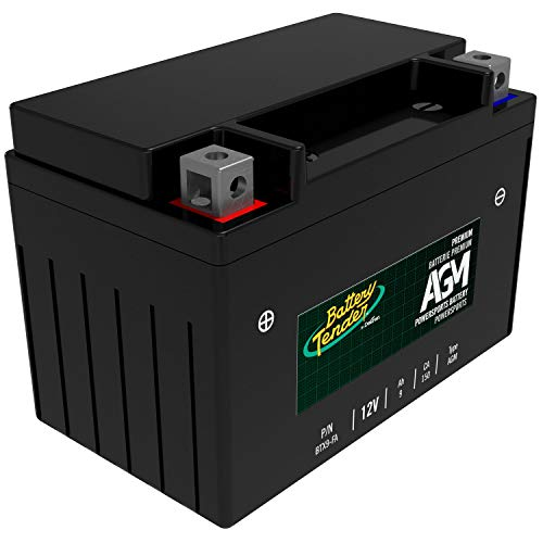Battery Tender BTX9-FA 12V, 9Ah, 150CCA AGM Engine Start Battery