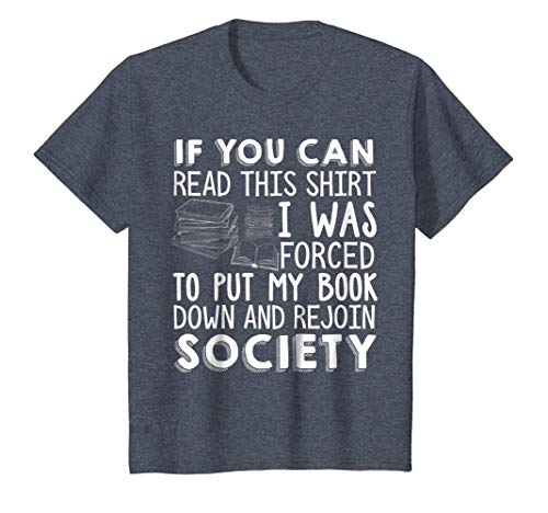 If You Can Read This Book Lovers Novel Reading Funny T shirt