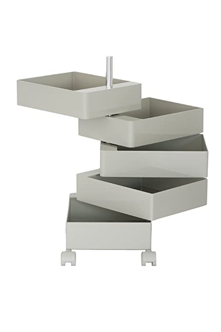Amazon.com: Magis Design 360° Container 5 Drawers Light Grey: Kitchen & Dining