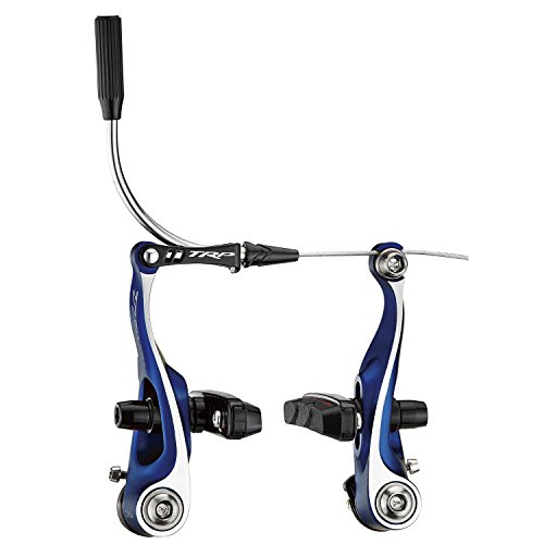TRP CX8.4 Mini Front and Rear V-Brake Set, Blue by TRP