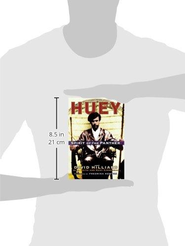 Huey: Spirit of the Panther: David Hilliard, Fredrika Newton ...