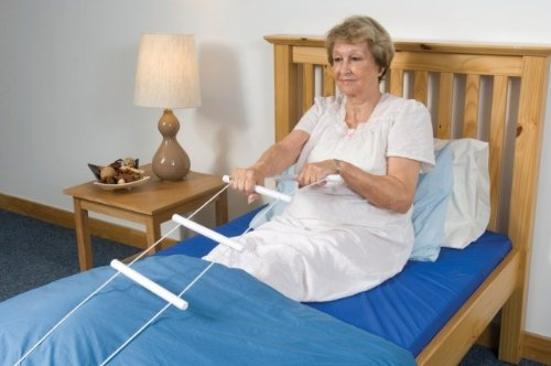 "MEDca Bed Helper Adjustable Home Assist ""Bed Rope Latter"""