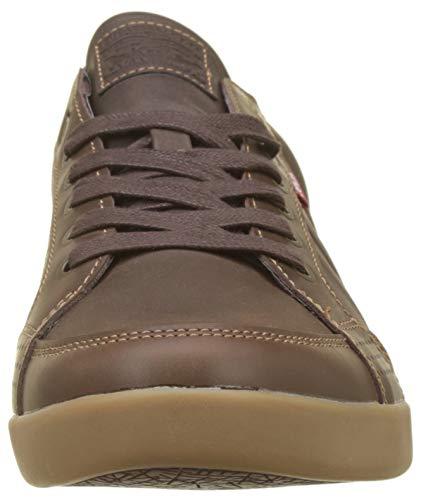 Brown Turlock Marrone 2 Uomo Sneaker 29 0 Levi's dark RAd0wOqOp