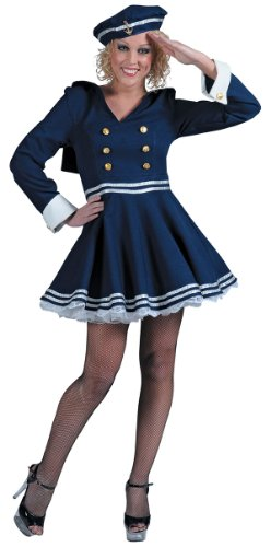 Sailor Sweetie Adult Costumes (Sailor Sweetie Adult Costume - Womens Large 14-16)
