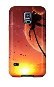 Fashion Design Hard Case Cover/ VoWyLhx7673qmXZS Protector For Galaxy S5