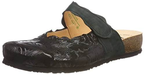 Think Sz Schwarz 383345 Women's 09 Julia Clogs Kombi r8qrSUP